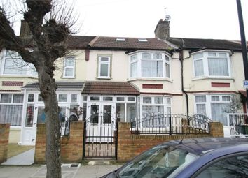 Thumbnail 4 bed terraced house for sale in Central Park Road, East Ham, London