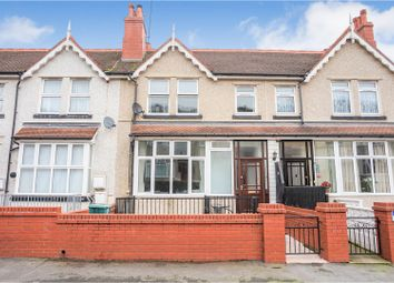Thumbnail 4 bed terraced house for sale in Dundonald Road, Colwyn Bay