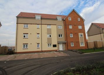 Thumbnail 1 bed flat to rent in Tainter Close, Rugby
