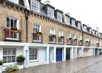Thumbnail 3 bed property to rent in Redcliffe Mews, Chelsea