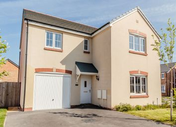 Thumbnail 4 bed detached house for sale in Ffordd Maes Gwilym, Kidwelly, Carmarthenshire