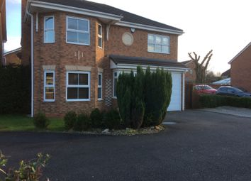 Thumbnail 5 bed detached house for sale in Seafield, Amington, Tamworth