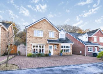 Thumbnail 5 bed detached house for sale in Glenfield Grange, Paisley