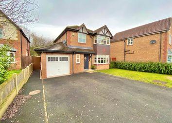 4 bed detached house for sale in Rhuddlan Road, Acrefair, Wrexham LL14