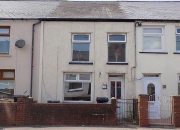 Thumbnail 3 bed terraced house to rent in Beaufort Hill, Beaufort, Ebbw Vale