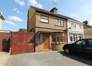 Thumbnail 4 bed semi-detached house for sale in Beechwood Rise, Watford