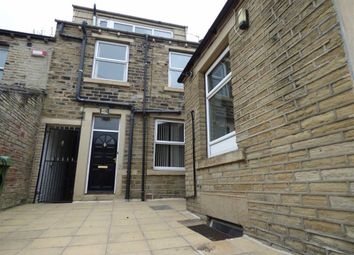 Thumbnail 1 bedroom terraced house to rent in Trinity Street, Huddersfield