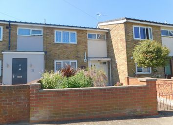 Thumbnail 3 bed terraced house for sale in Alexandra Road, Felixstowe