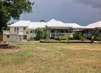 Thumbnail 3 bed villa for sale in Villa At Becune Park, Villa At Becune Park, Cap Estate, St Lucia