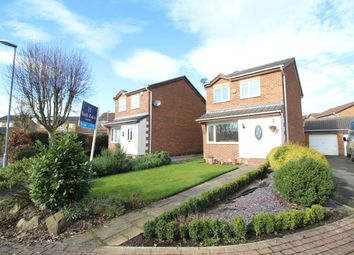 Thumbnail 3 bedroom detached house to rent in Poppleton Rise, Tingley, Wakefield