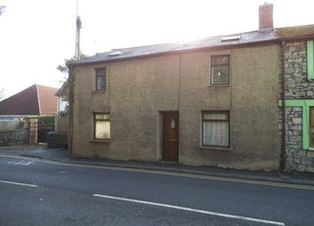 Thumbnail 3 bed cottage for sale in Park Street, Bridgend