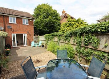 Thumbnail 1 bed end terrace house for sale in Grafton Way, West Molesey
