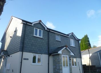 Thumbnail 2 bed flat to rent in The Sidings Drinnick Road, Nanpean, St. Austell
