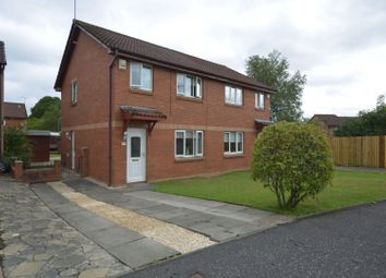 Thumbnail 3 bed semi-detached house for sale in Colwood Place, Glasgow