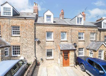 Thumbnail 3 bed terraced house for sale in Bauntons Orchard, Milborne Port, Sherborne