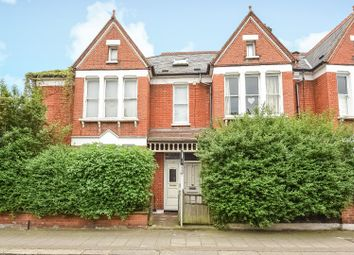 Thumbnail 4 bed flat for sale in Yukon Road, London