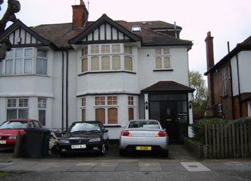 Thumbnail 1 bed flat to rent in Goodwyn Avenue, London