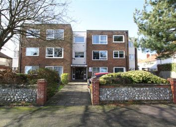 Thumbnail 2 bed flat for sale in Wisley Court, West Avenue, Worthing