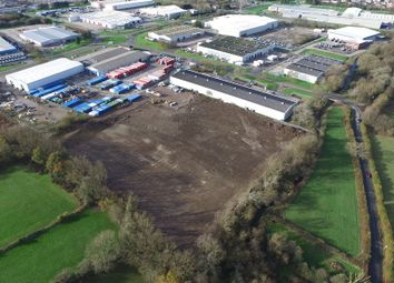 Thumbnail Light industrial to let in Secure Storage Yard, Horsefair Road, Waterton Industrial Estate, Bridgend