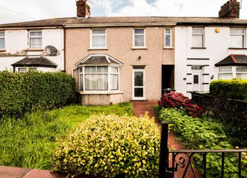 Thumbnail 3 bed terraced house for sale in Clydesmuir Road, Splott, Cardiff