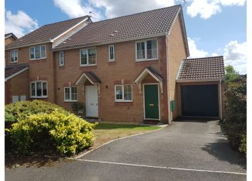 Thumbnail 2 bed end terrace house for sale in Dol Y Pandy, Bedwas
