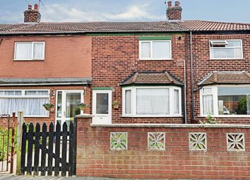 Thumbnail 2 bedroom terraced house for sale in Kathleen Road, Hull