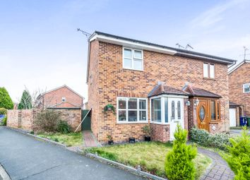 Thumbnail 3 bed end terrace house for sale in Orchis Grove, Badgers Dene, Grays