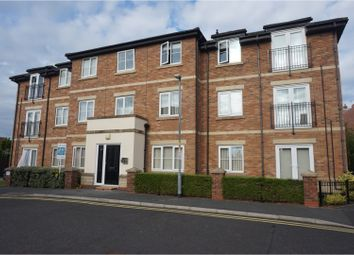 Thumbnail 2 bed flat for sale in Grammar School Gardens, Ormskirk