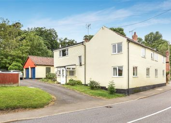 Thumbnail 5 bed detached house for sale in Stow Road, Willingham By Stow
