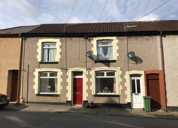 Thumbnail 1 bed flat to rent in Llantrisant Road, Pontypridd