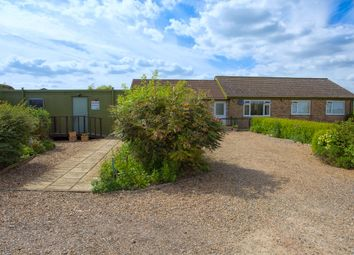 Thumbnail Detached bungalow for sale in Coleseed Road, March