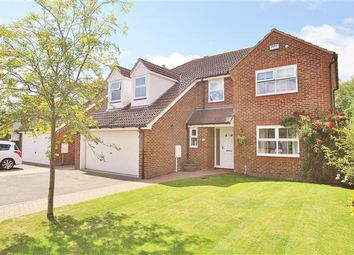 Thumbnail 5 bed detached house for sale in Fountains Close, Willesborough, Ashford