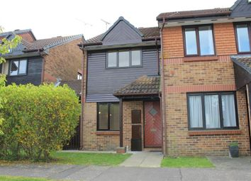 Thumbnail 2 bed semi-detached house to rent in Maltings Lane, Witham, Essex