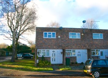 Thumbnail 2 bed end terrace house to rent in Redwood Close, Crawley