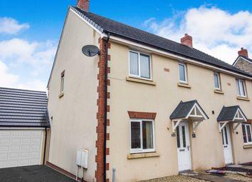 Thumbnail 3 bed property to rent in Ffordd Y Draen, Parc Derwen, Bridgend