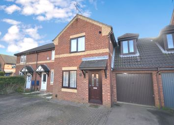 3 bed terraced house for sale in Primrose Close, Kettering NN16