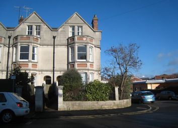 Thumbnail 1 bed flat to rent in Barnfield Road, St Leonards, Exeter