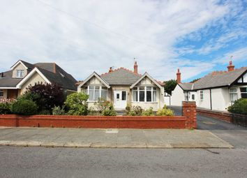 Thumbnail 3 bed detached bungalow for sale in Berwick Road, Blackpool