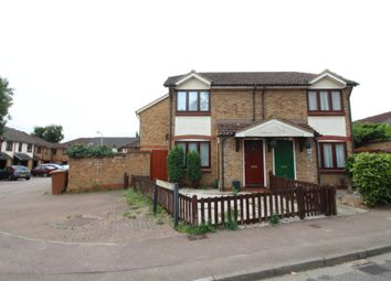 Thumbnail 2 bed semi-detached house to rent in Heybridge Court, Hertford