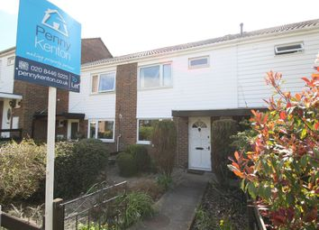 Thumbnail 3 bed terraced house to rent in Brook Meadow, London