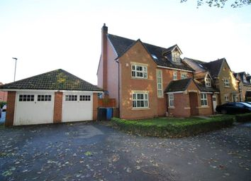 Thumbnail 5 bed detached house to rent in Hamlet Court, Chellaston, Derby