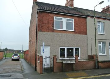 Thumbnail 3 bed end terrace house for sale in Welbeck Street, Whitwell, Worksop, Nottinghamshire