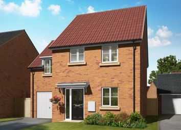 Thumbnail 4 bed semi-detached house for sale in Barff Lane, Brayton York, East Yorkshire
