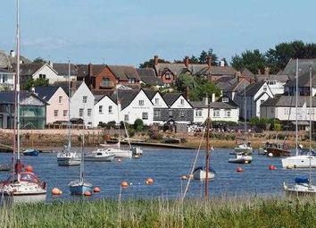 Thumbnail 3 bed flat for sale in Fore Street, Topsham, Exeter