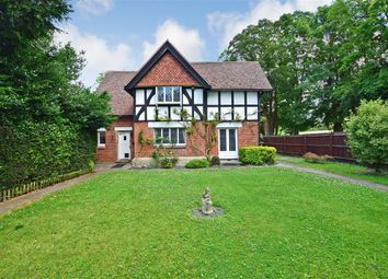 Thumbnail 4 bed detached house for sale in Upper Street, Hollingbourne, Maidstone, Kent
