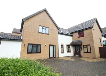 Thumbnail 5 bed detached house to rent in Huntingdon Crescent, Bletchley, Milton Keynes