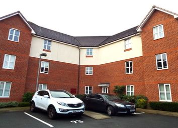 Thumbnail 2 bedroom flat to rent in Malahide Court, Widnes