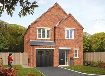 "Thumbnail 4 bed detached house for sale in ""The Ashbury"" at Pastures Road, Mexborough"