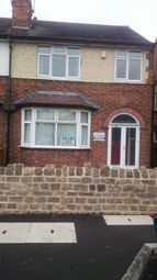 Thumbnail 4 bedroom semi-detached house to rent in Lower Road, Beeston, Nottingham