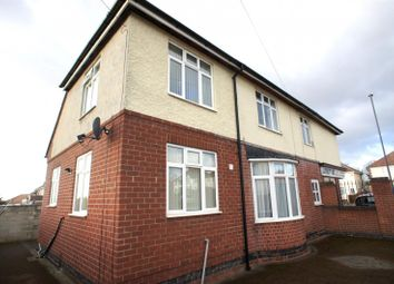 Thumbnail 1 bed flat to rent in Chaddesden Park Road, Chaddesden, Derby
